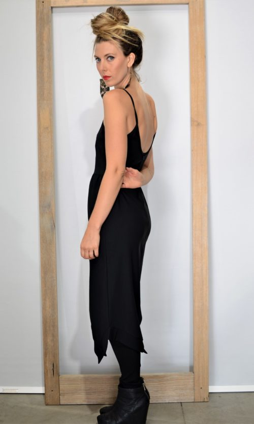 Pleasure Dress - Black