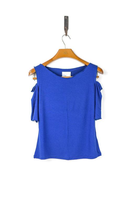 Sholli Top Short Sleeve - New Blue