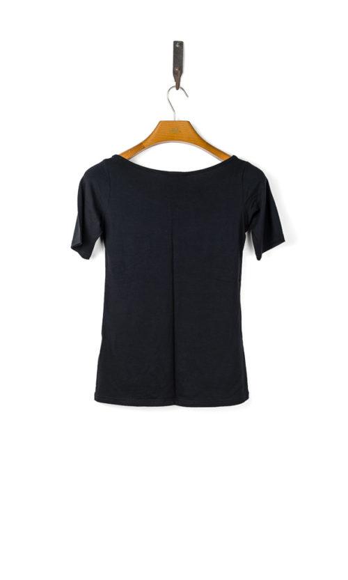 Trooper Tee Short Sleeve - Black