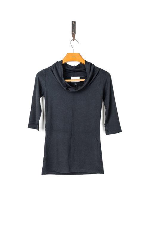 Wendy Tee 3/4 Sleeve - Black