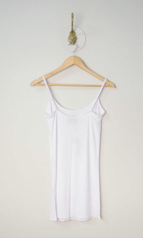 Singlet Mini - White