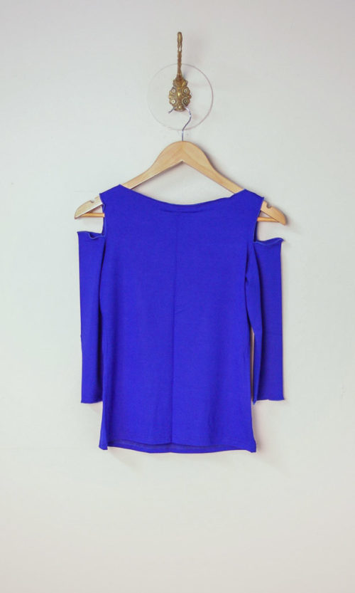 Sholli Top 3/4 Sleeve - New Blue