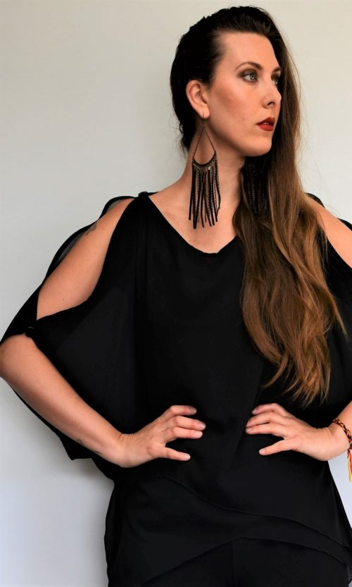 Hiso Top - Black