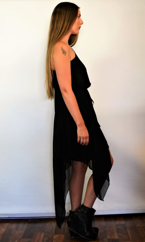 Charlotte Tess - Black