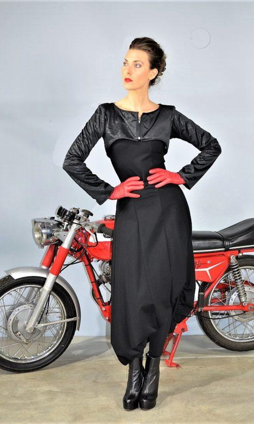 Emma Dress - Black