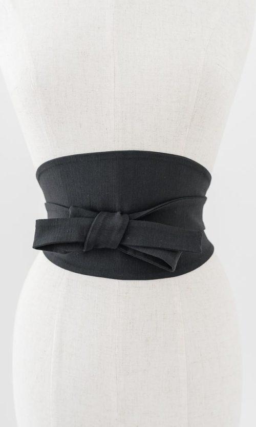 Ubee Belt - Black