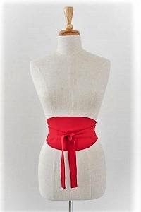 Ubee Belt - Red
