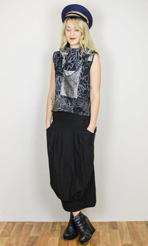 Voodoo Skirt - Black