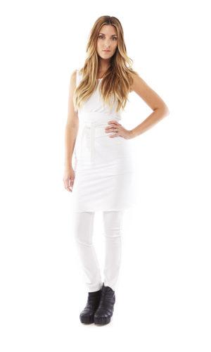 Tanka Slip - White