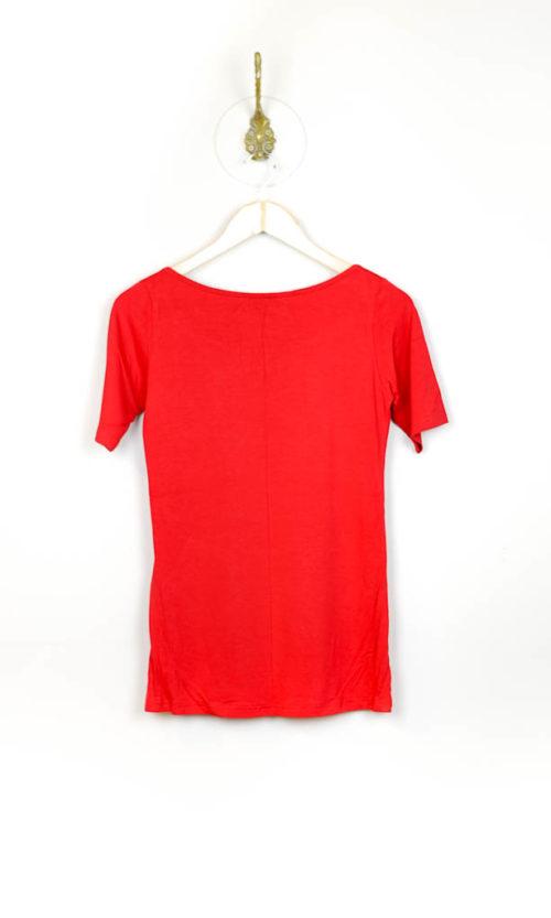 Trooper Tee Short Sleeve - Red