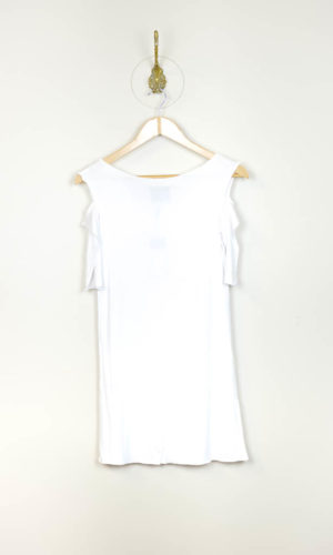 Sholli Mini Short Sleeve - White