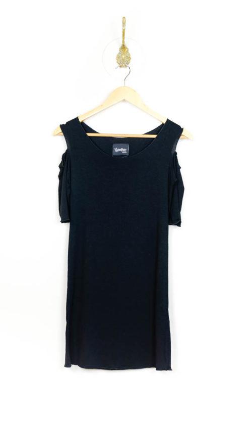 Sholli Mini Short Sleeve - Black