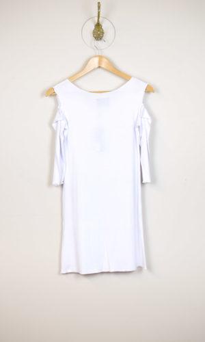 Sholli Mini 3/4 Sleeve - White