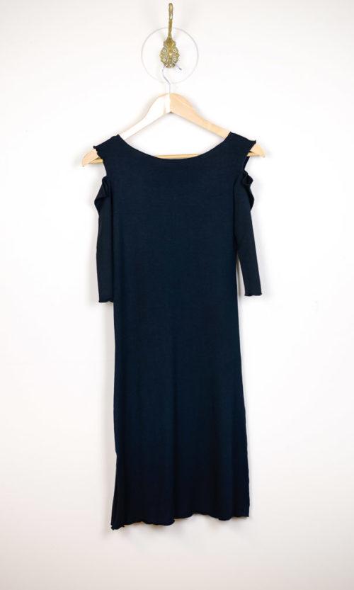 Sholli Slip 3/4 Sleeve - Black