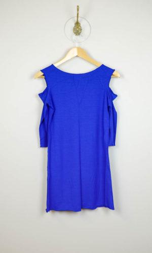 Sholli Mini 3/4 Sleeve - New Blue