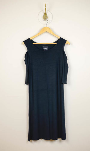 Sholli Mini 3/4 Sleeve - Black