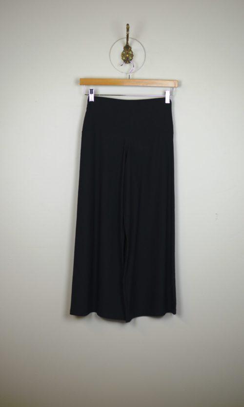 Billie Pant 3/4 Leg - Black