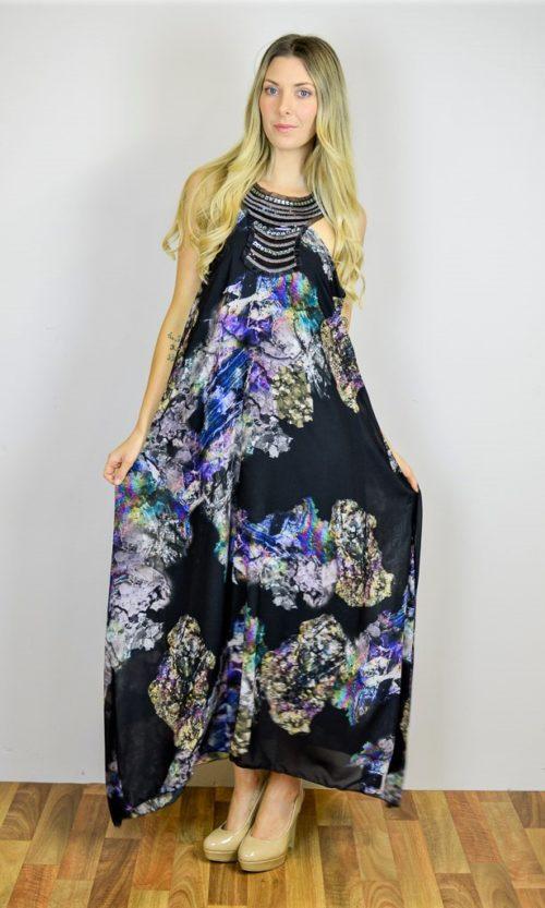 Web Dress - Crystal