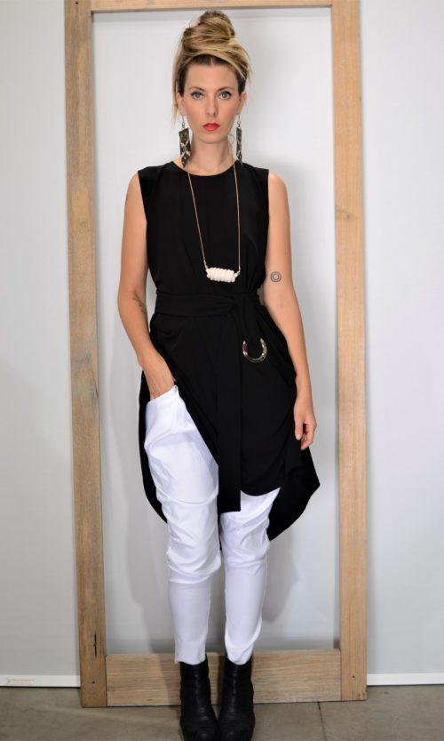 Delta Dress - Black