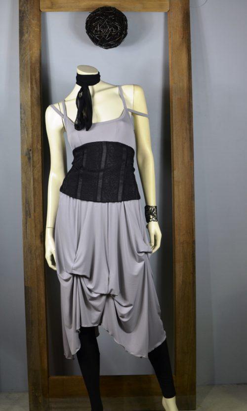 Ronlyn Dress - Grey