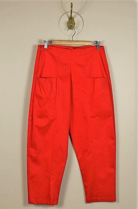 Tux Pant 3/4 - Red