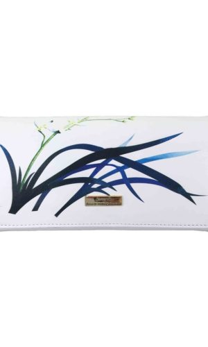 Serenade: Lily Leather Wallet Large