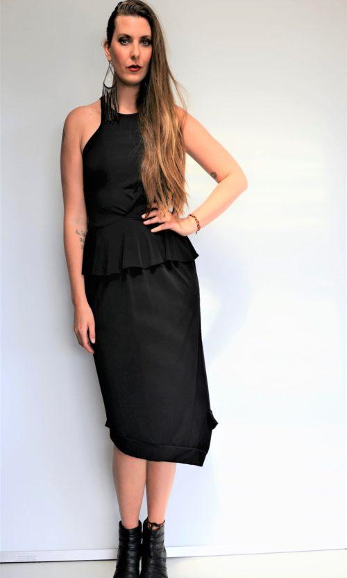 Crystal Dress - Black
