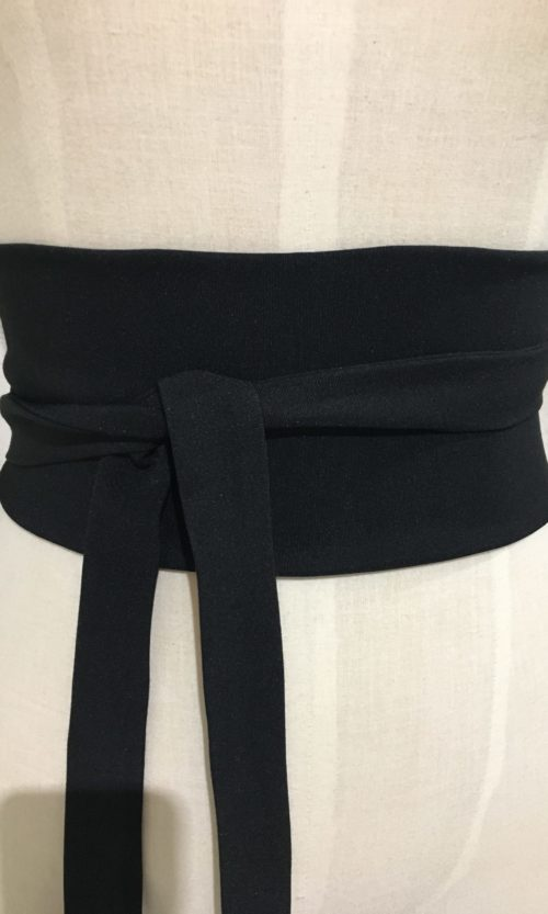 Wrap Belt - Black
