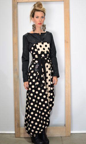 Gail Dress - Dot