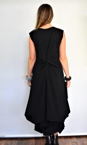 Fero Tunic - Black