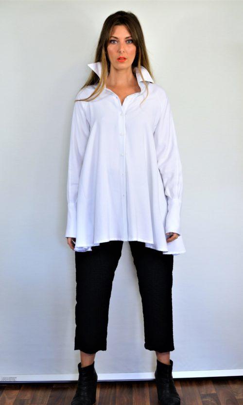 Katie Shirt - White