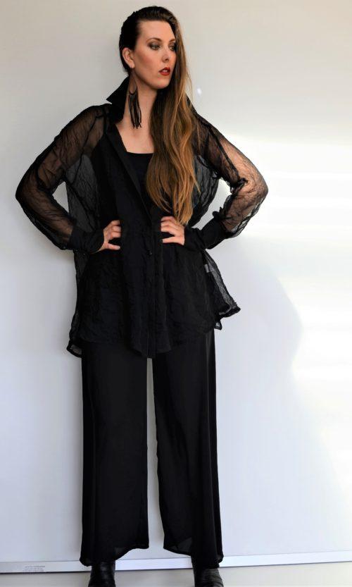 Katie Shirt - Black