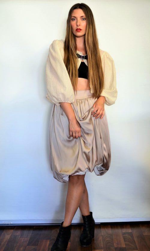 Eden Skirt - Mocha