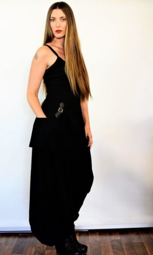 Gail Dress - Black