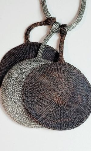 Triple Circle Necklace-Oxi