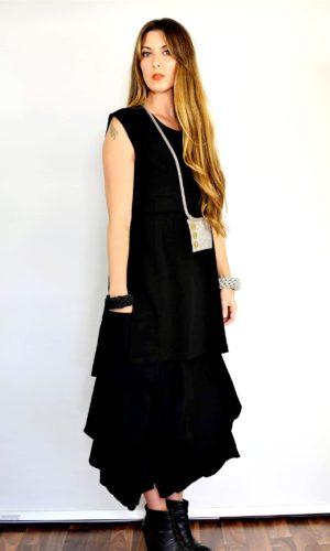 Celine Skirt - Black