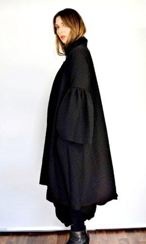 Royal Jacket - Black /Check