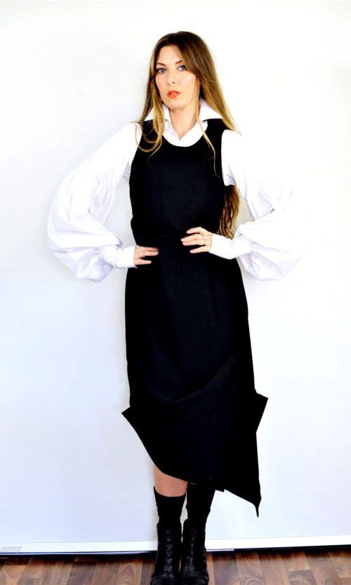 Advance Dress - Black